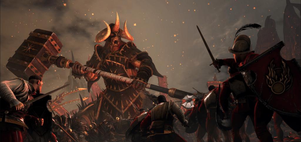 Total war Warhammer 2 Chaos Einheiten