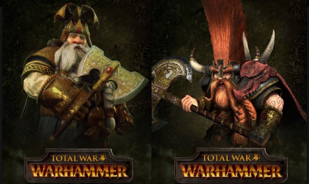 Zwerge Total War Warhammer
