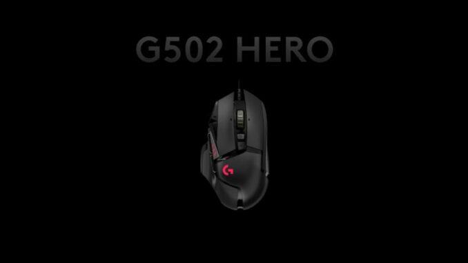 G502 Gamingmaus