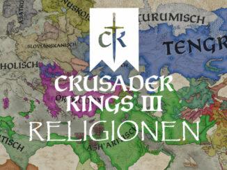 Crusader Kings 3 Religionen