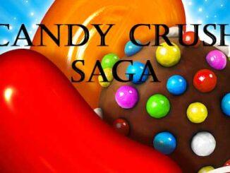 Candy Crush Saga max Level