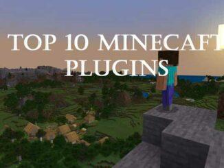 Top 10 Minecraft Plugins